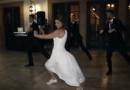 Танец мамы и сыновей на свадьбе произвел настоящий фурор!  Смотрите видео!
